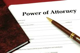 Power Of Attorneys